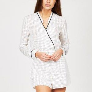 The Fifth Label Long Sleeve Romper NWT sz XL